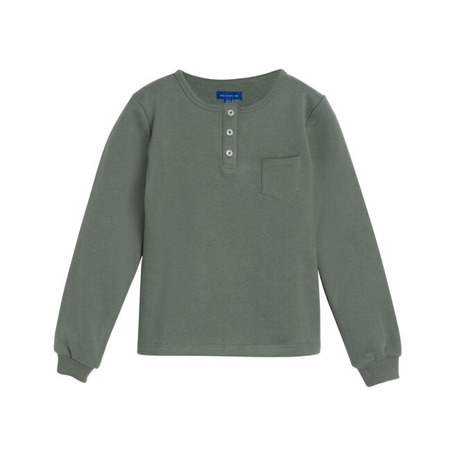 Rory Henley Shirt, Sage