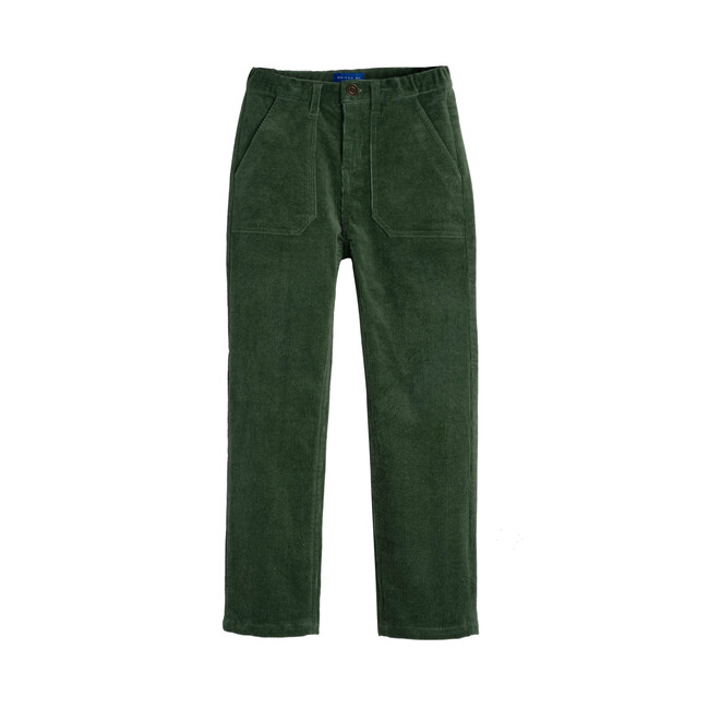 Campbell Cord Jeans, Pistachio