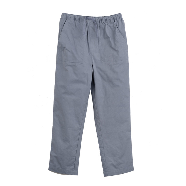 Gunnar Drawstring Pant, Dusty Blue