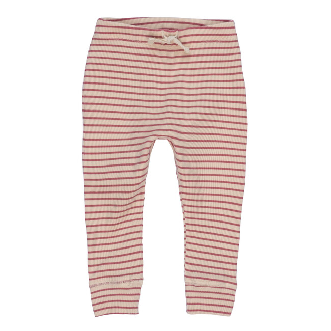 Ricki Pant, Pink & Natural Stripe
