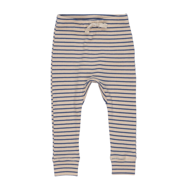 Ricki Pant, Blue & Natural Stripe