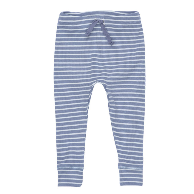 Ricki Pant, Blue & Light Blue Stripe