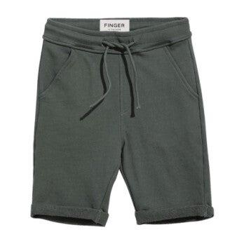 New Grounded Shorts, Green Khaki