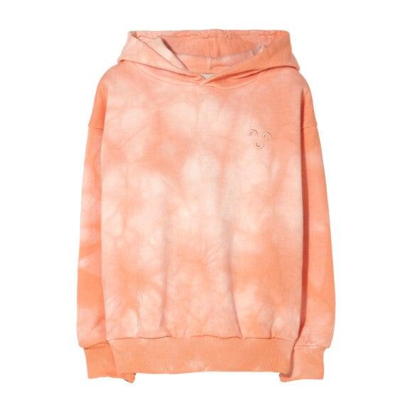 Horst Tie Dye Sweatshirt, Peach
