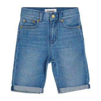 Edmond Medium Shorts, Blue