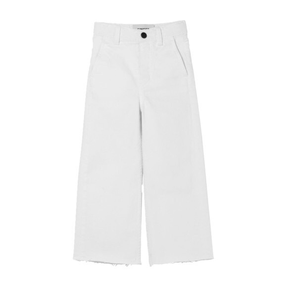Charlie Loose Fit Jeans, White