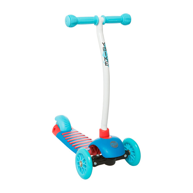 Kids Cruze 3-Wheel Kick Scooter, Blue