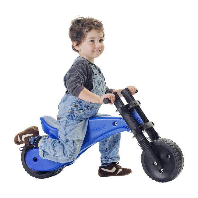 YBIKE Original Balance Bike Ride-On, Blue