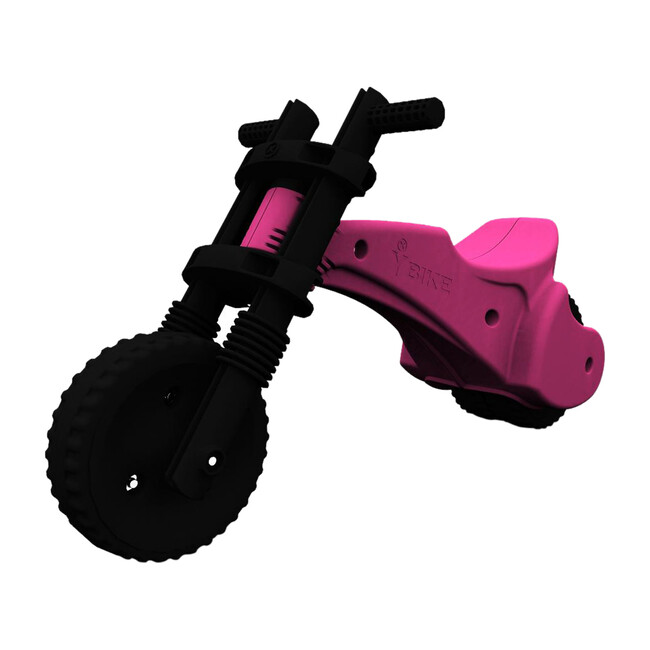 YBIKE Original Balance Bike Ride-On, Pink