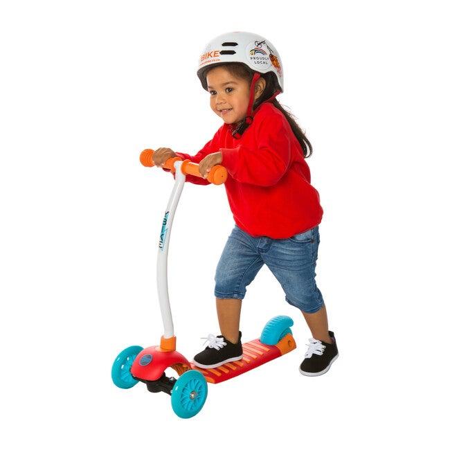 Kids Cruze 3-Wheel Kick Scooter, Orange
