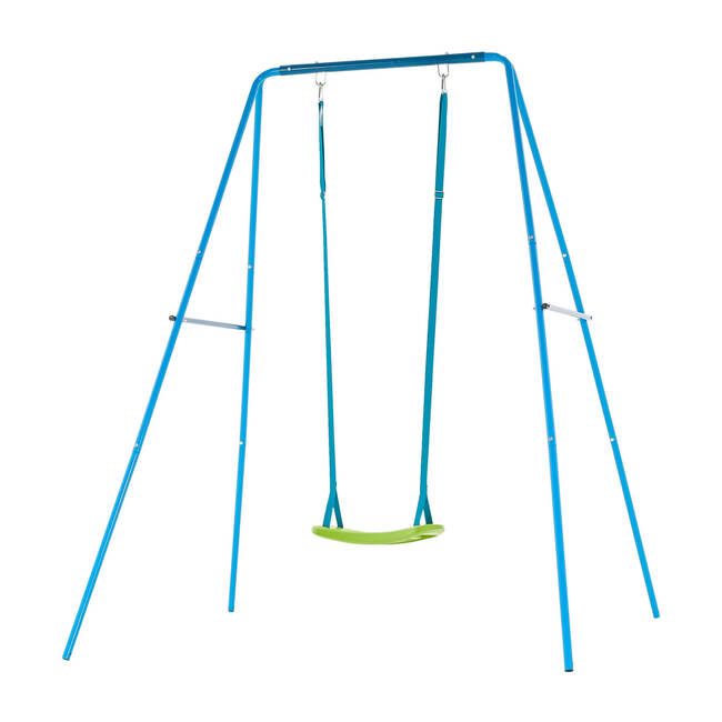 Small to Tall Swing Set