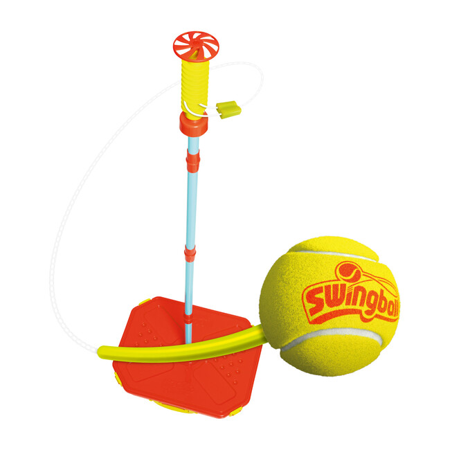 Swingball Championship Set with Base, Red