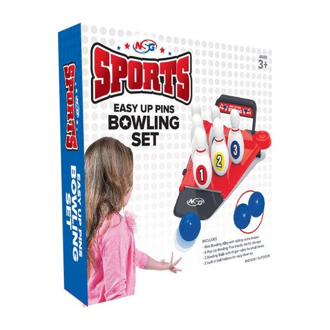 Pop Up Bowling