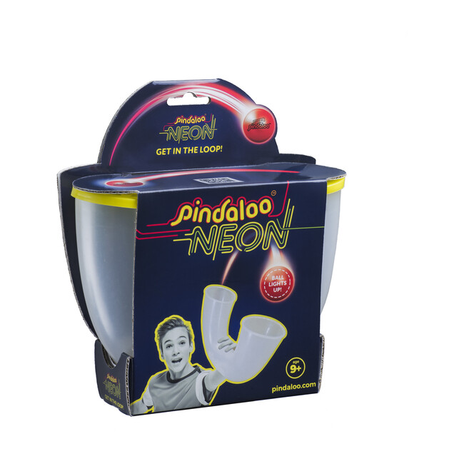 Pindaloo, Clear Tube with Light Up Neon Ball