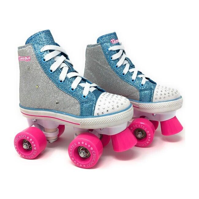 Fashion Quad Roller Skates