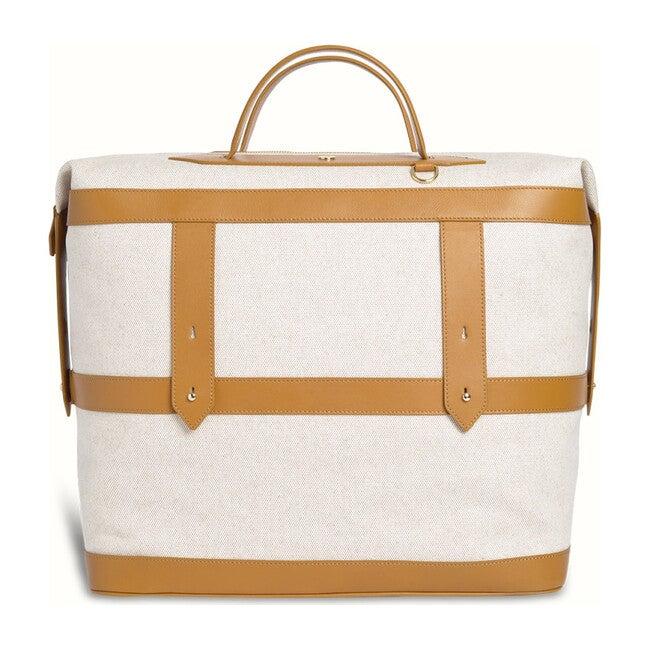 Monogrammable Weekender, Scout Tan - Bags - 1