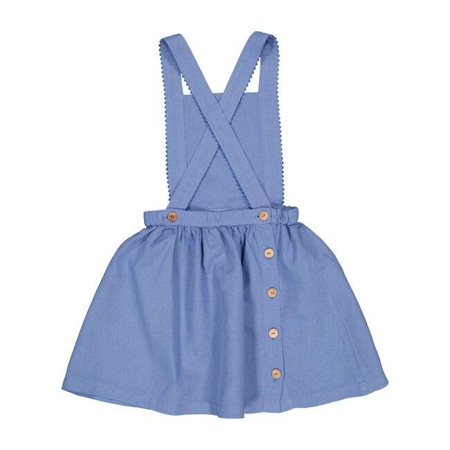 Lucie Dress, Thistle Blue