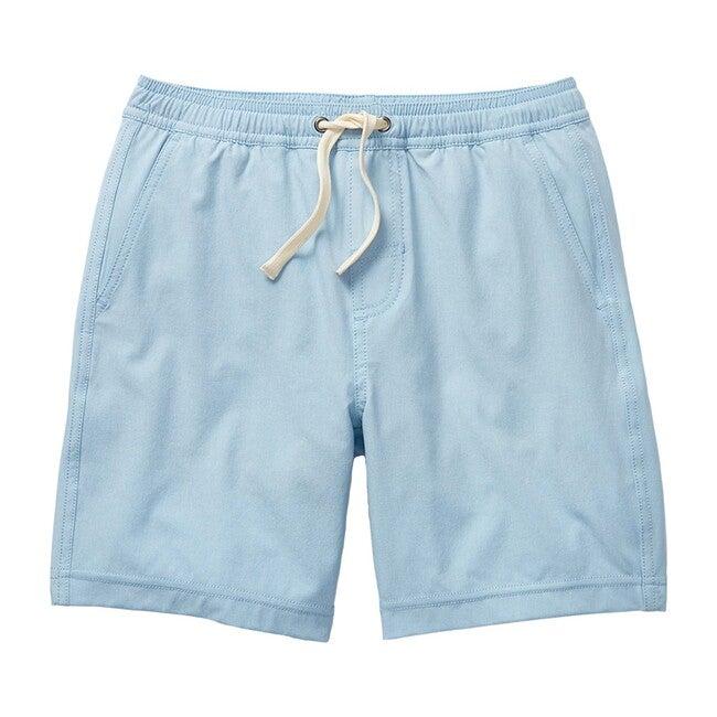 Kid's One Short, Light Blue