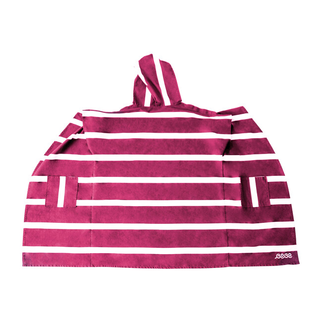 Adult GoGo Towel, Palm Beach Pink - Towels - 1