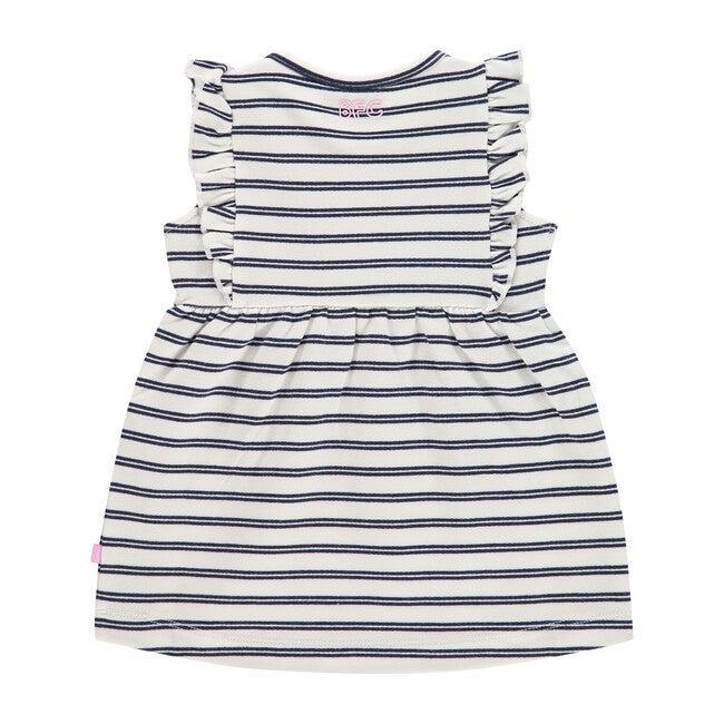 Dress, Stripes