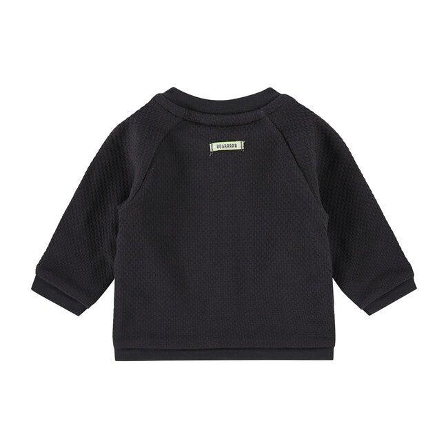 Zip Up Jacket, Dark Grey