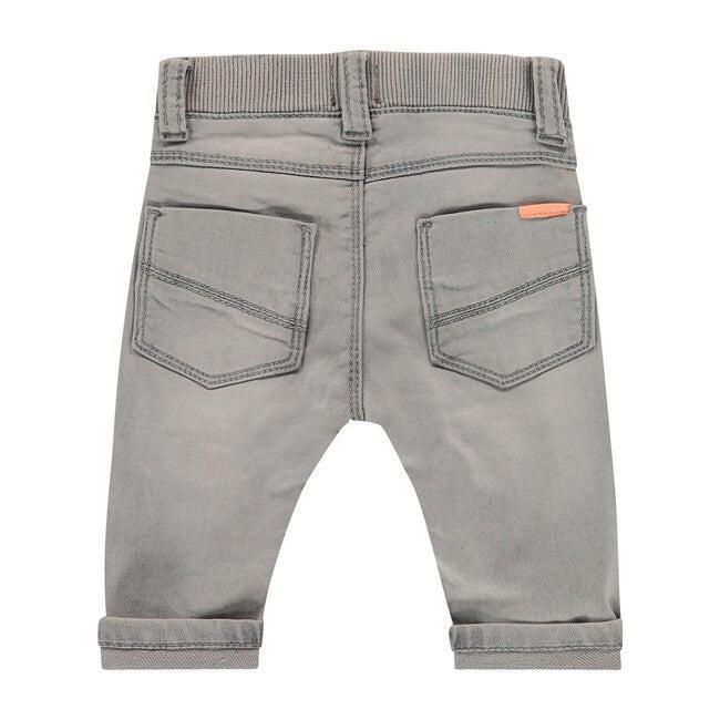 Joggers, Light Grey Denim