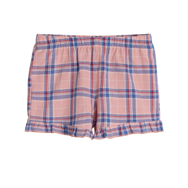 Pia Short, Pink Plaid