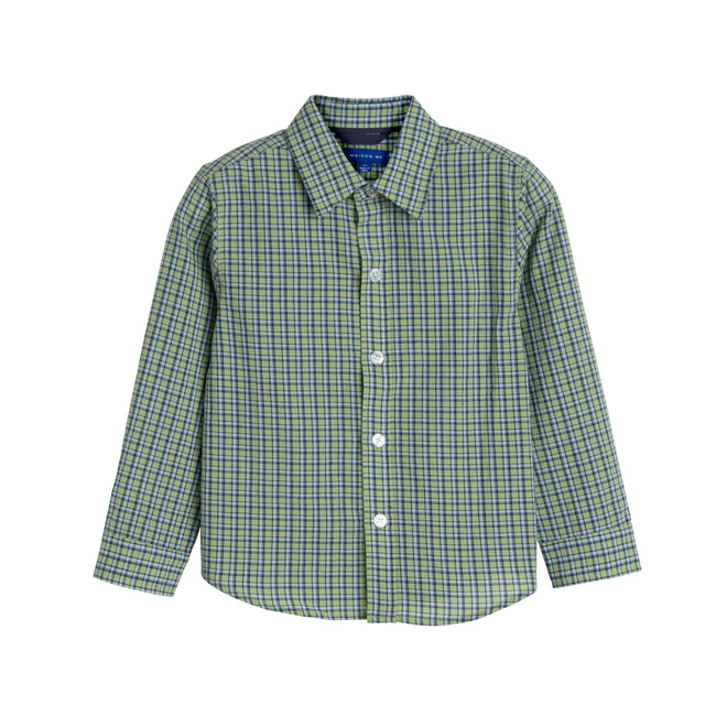 Max Button Down, Green Check