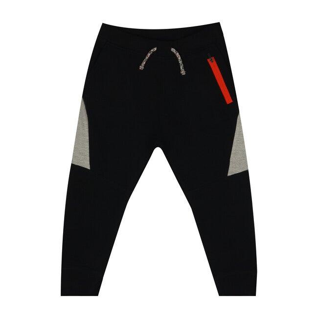 Jordan Jogger, Jet Black - Sweatpants - 1
