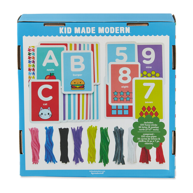 My First Letters & Numbers Kit