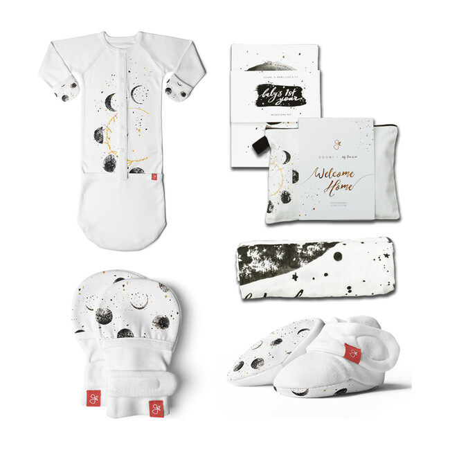 x Baby Jives Welcome Home Set, Moon & Back