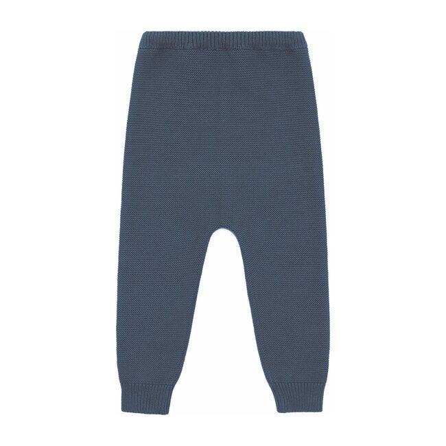 Organic Knit Trousers, Palmetto