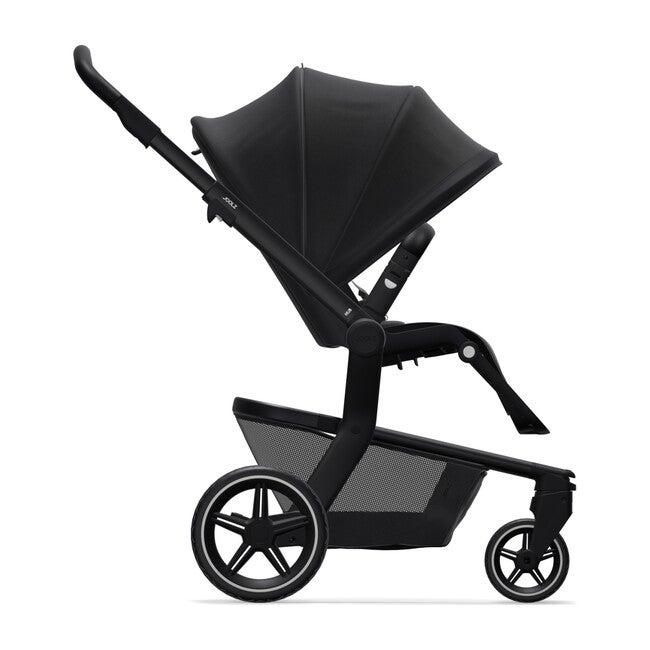 Joolz Hub+ Stroller with Rain Cover Included, Brilliant Black
