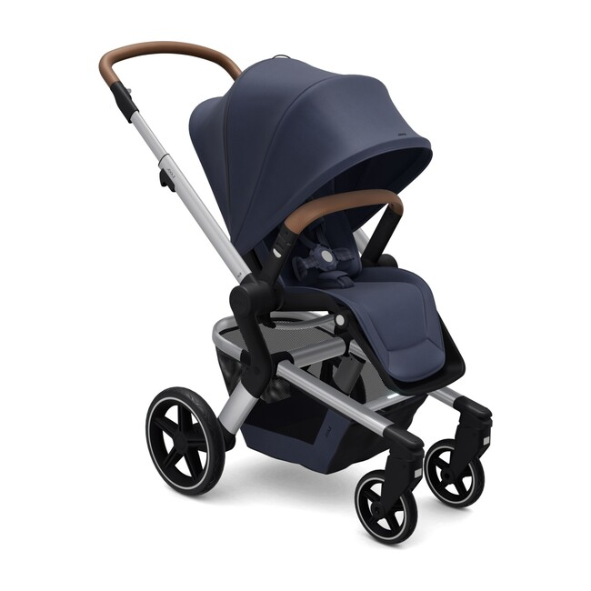 Joolz Hub+ Stroller with Rain Cover Included, Classic Blue
