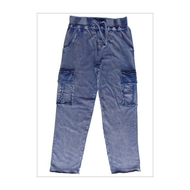 Enzyme Cargo Pant, Navy