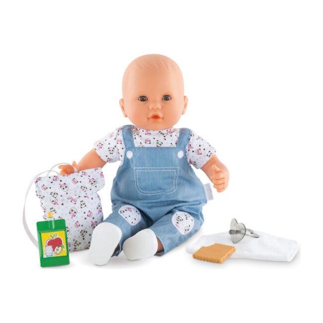 Baby Goes To Nursey School