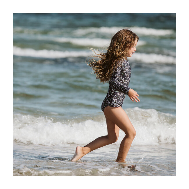 Janice Swimsuit, Deep Well Blue