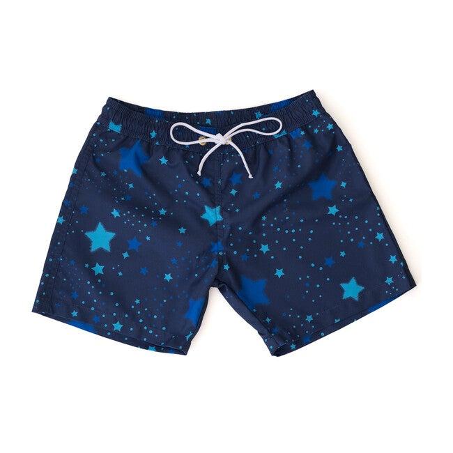 Mason Swim Trunks, Blu Night Sky