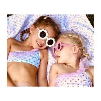 Cloe Stars Bikini, Turquoise