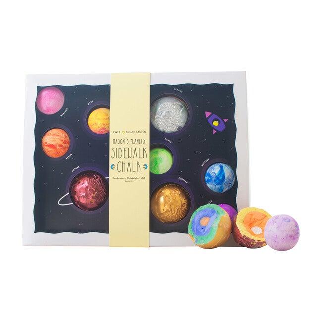 Mason's Planets Sidewalk Chalk Set - Arts & Crafts - 1