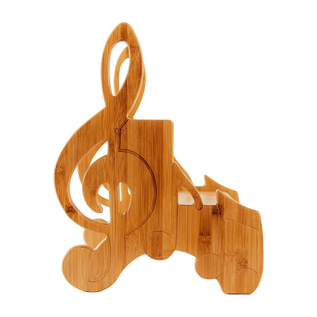 Kids Bamboo Stepstool, Music