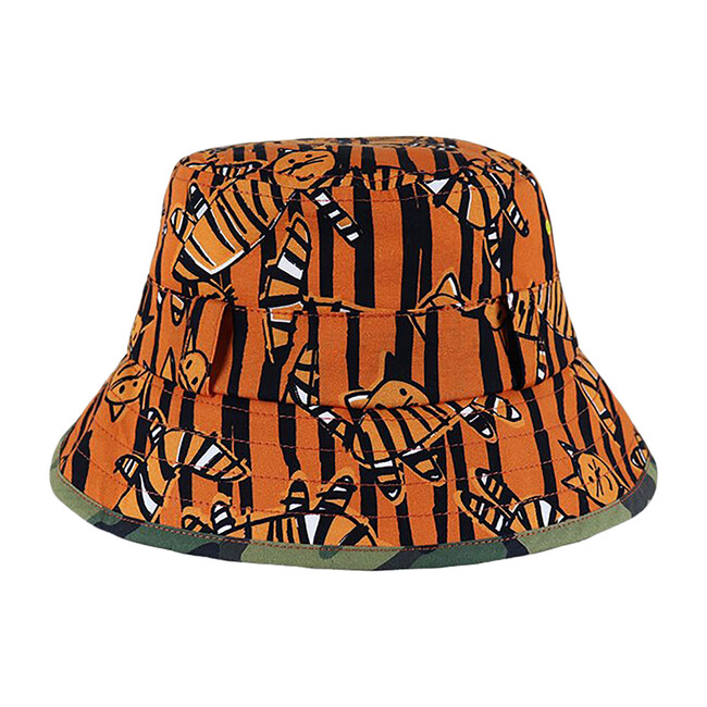The Adventurer Hat, Tiger King