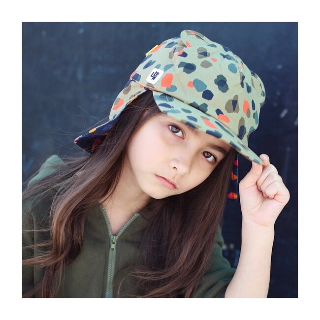 The Cub Hat, Leopard