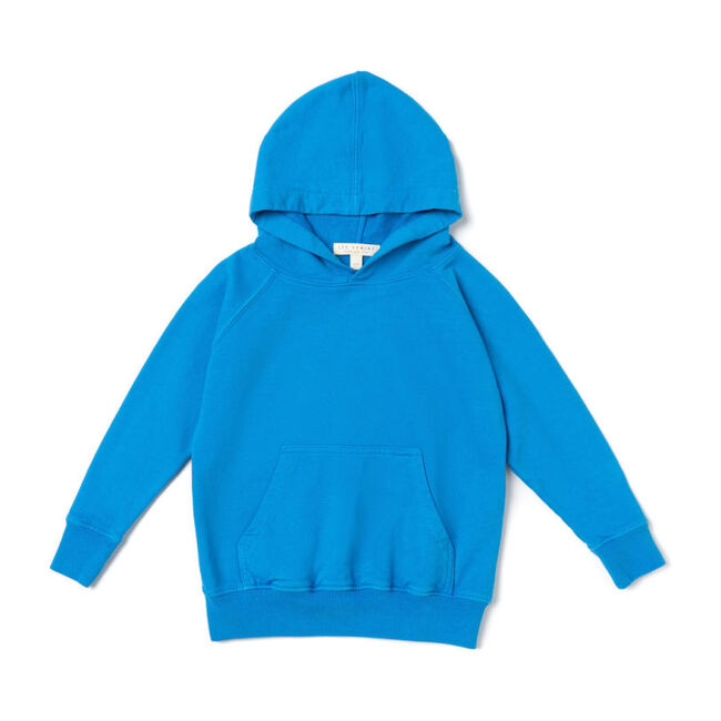 The Hoodie, French Blue