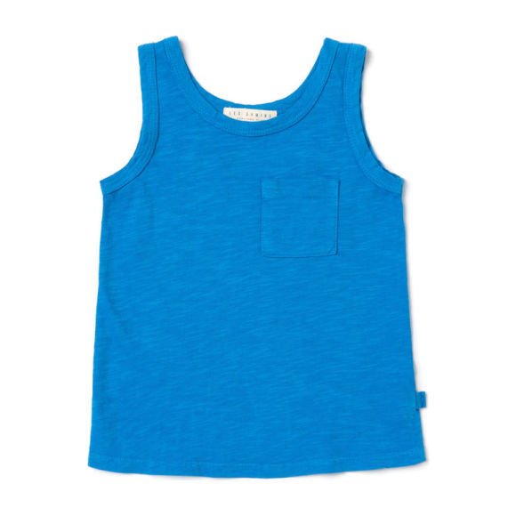 The Tank Top, French Blue