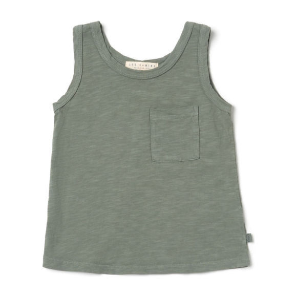 The Tank Top, Olive
