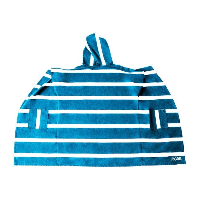 Kids GoGo Towel, Mediterranean Blue - Towels - 1