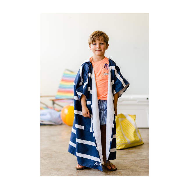 Kids GoGo Towel, Midnight Blue