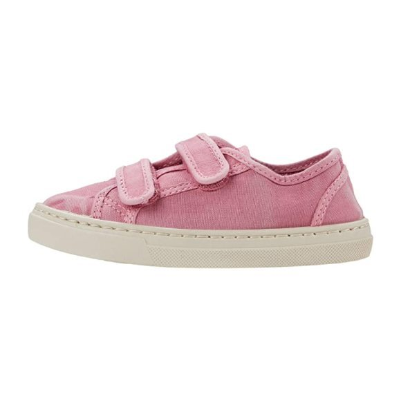 Canvas Sneaker, Bright Pink
