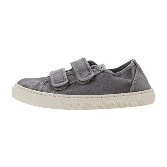 Canvas Sneaker, Light Grey